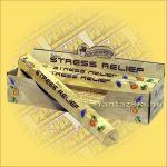 Stresszoldó füstölő/Tulasi Aromaterápiás füstölő