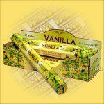 Tulasi Vanilia illatú füstölő/Tulasi Vanilla