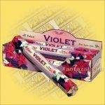 Tulasi Ibolya illatú füstölő/Tulasi Violet