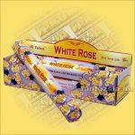 Tulasi Fehér rózsa illatú füstölő/Tulasi White Rose