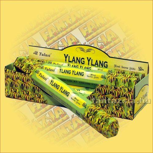 Tulasi Ylang Ylang illatú füstölő/Tulasi Ylang Ylang