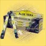 Aloe Vera Indiai Füstölő / Tulasi Aloe Vera