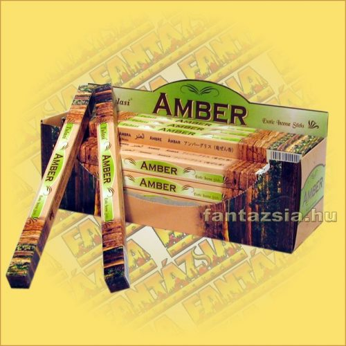 Ámbra Indiai Füstölő / Tulasi Amber