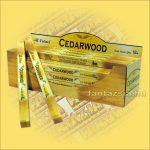 Cédrus Indiai Füstölő / Tulasi Cedarwood