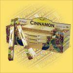 Fahéj Indiai Füstölő / Tulasi Cinnamon