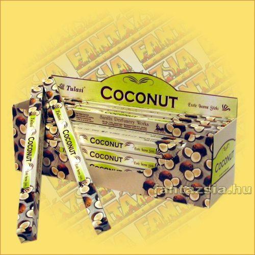 Kókusz Indiai Füstölő / Tulasi Coconut