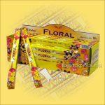Virág Indiai Füstölő / Tulasi Floral