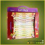 Indiai Füstölő Ajándékcsomag - Tulasi 12db-os