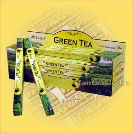 Zöld Tea Indiai Füstölő / Tulasi Green Tea