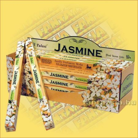 Jázmin Indiai Füstölő / Tulasi Jasmine