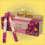 Éjkirálynő Indiai Füstölő / Tulasi Night Queen