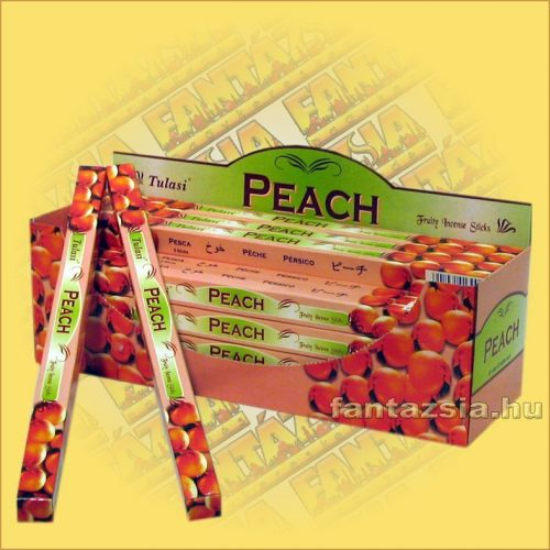 Barack Indiai Füstölő / Tulasi Peach