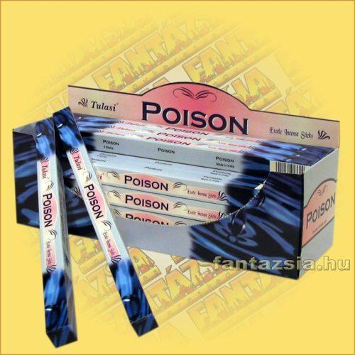 Poison Indiai Füstölő / Tulasi Poison