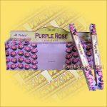 Bíbor Rózsa Indiai Füstölő / Tulasi Purple Rose