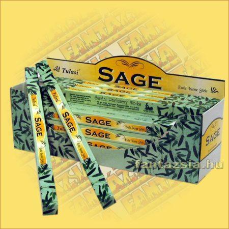 Zsálya Indiai Füstölő / Tulasi Sage