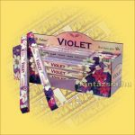 Ibolya Indiai Füstölő / Tulasi Violet
