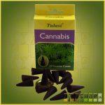 Kúpfüstölő Vadkender / Tulasi Cannabis Füstölő Kúp