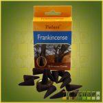 Kúpfüstölő Tömjén / Tulasi Frankincense Füstölő Kúp