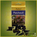 Kúpfüstölő Pacsuli / Tulasi Patchouli Füstölő Kúp