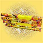 Virágok Kerti füstölő / Tulasi Floral