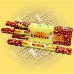 Vörös Rózsa Kerti füstölő / Tulasi Red Rose