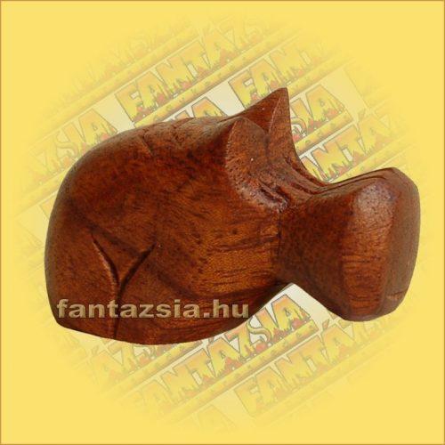 Viziló Figura Sono fából
