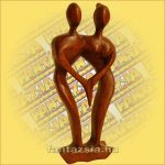 Absztrakt Sono Fa Figura 20 cm  N