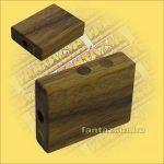 Trópusi Fa Logikai Játék - golyós labirintus 001 7,5x10x2,5cm