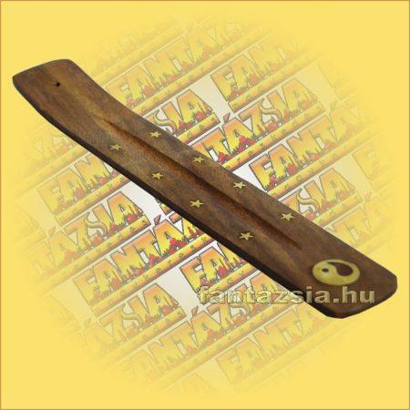 Füstölőtartó Yin Yang (Füstölőtartó Papucs)