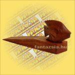 Ajtókitámasztó Trópusi hal figurával
