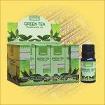 Tulasi Zöld Tea illatos olaj/Green Tea Illatos olaj
