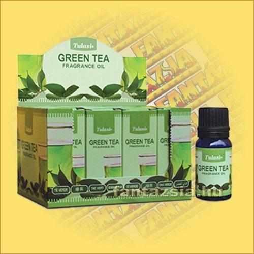 Tulasi Zöld Tea illatos olaj -Green Tea Illatos olaj
