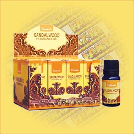 Tulasi Szantálfa illatos olaj/Sandalwood Illatos olaj