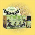 Tulasi Stresszoldó illatos olaj/Stress Relief Illatos olaj