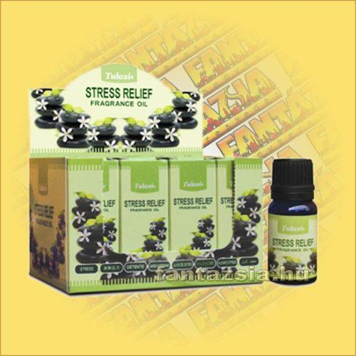 Tulasi Stresszoldó illatos olaj - Stress Relief Illatos olaj