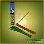 Bambusz és Fehér Tea Kínai Fémdobozos Füstölő / Bamboo & White Tea Incense Gift Box