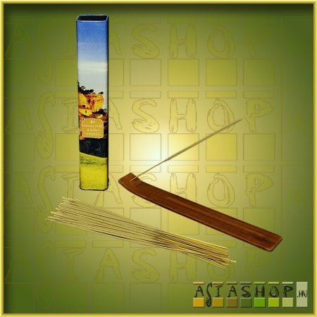 Vanília Kínai Fémdobozos Füstölő / Vanilla Incense Gift Box