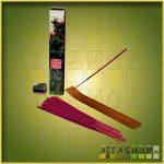 Vadrózsa Kínai Fémdobozos Füstölő / Wild Rose Incense Gift Box