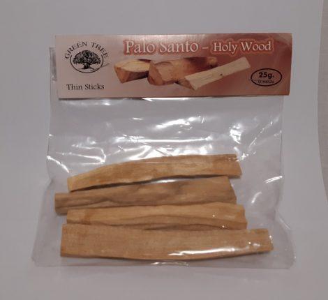 Palo Santo füstölő fa csomag (25gr)