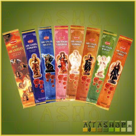 HEM Seven Arcangels-Hét Arkangyal Füstölő