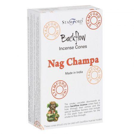 Tulasi-Stamford-Nag Champa-Backflow füstölőkúp