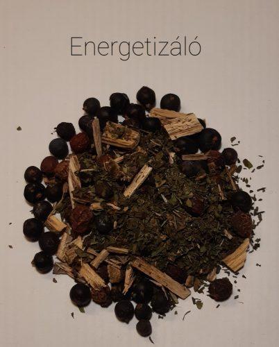 Energetizáló Keverék-Gyógynövényes Gyantakeverék