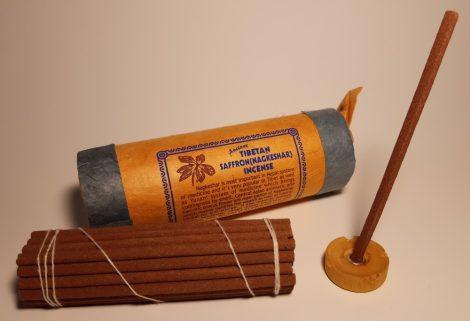 Ősi Tibeti Saffron-Sáfrány füstölő