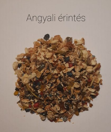 Angyali Érintés-Gyógynövényes Gyantakeverék