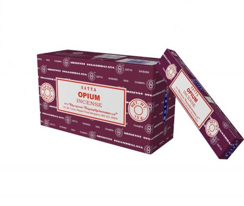 Opium Satya Maszala Füstölő