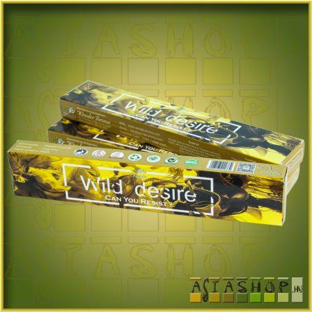 Wonder Aroma Wild desire Füstölők