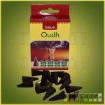 Kúpfüstölő Sasfa / Tulasi Oudh Füstölő Kúp