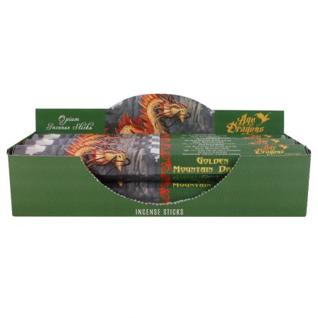 Golden Mountain Dragon-Aranyhegyi Sárkány Füstölő
