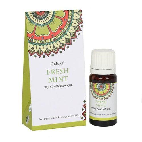 Goloka Fresh Mint-Menta aromaolaj