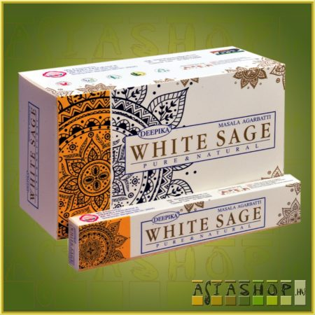 Deepika White Sage Masala Füstölő